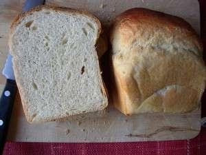 Nachgebacken: Buttermilch-Toastbrot