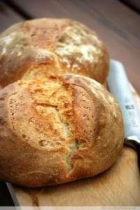 Sauerteig-Doppel-Brot / Sourdough Twin Bread