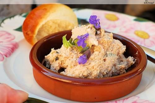 Pouletaufstrich Salvia