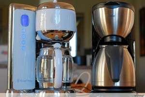 Filterkaffeemaschinen im Test – Blingbling gegen Grufti