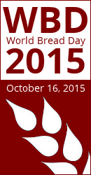 World Bread Day 2015 (October 16)