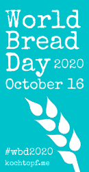 World Bread Day, October 16, 2020