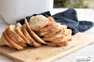 Knusperkruste mit Pasta Madre aus dem Croustina Brotbackautomaten